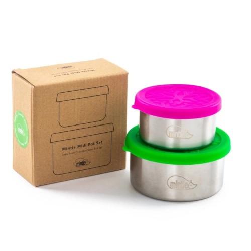 Комплект кутии за храна Mintie Midi